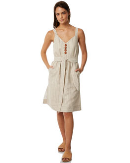 STRIPEGOLD WOMENS CLOTHING WILDE WILLOW DRESSES - K357-1STRI