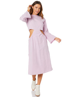 ORCHID WOMENS CLOTHING RUE STIIC DRESSES - SW-20-33-1-OR-LRORCD