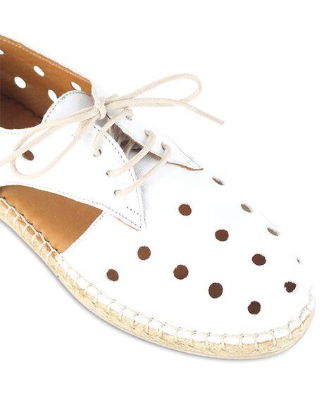 WHITE WOMENS FOOTWEAR BUENO SNEAKERS - KARALEEWHITE36