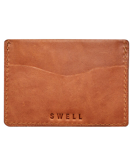 TAN MENS ACCESSORIES SWELL WALLETS - S51741584TAN