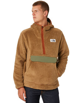 CARGO KHAKI MENS CLOTHING THE NORTH FACE JUMPERS - NF0A33QV7RK