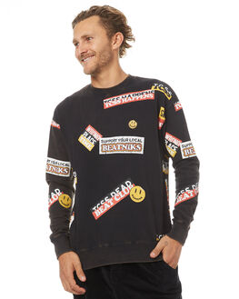 PHANTOM MENS CLOTHING THE CRITICAL SLIDE SOCIETY JUMPERS - SAF1703PHNM
