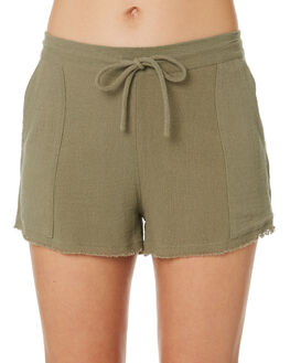VETIVER WOMENS CLOTHING RIP CURL SHORTS - GWABK90830