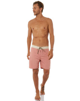 TERRA COTTA MENS CLOTHING OAKLAND SURF CLUB BOARDSHORTS - OSC-2TB-TERTERCO
