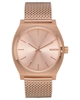 ALL ROSE GOLD WOMENS ACCESSORIES NIXON WATCHES - A1187897