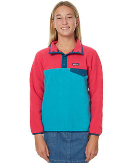 EPIC BLUE KIDS GIRLS PATAGONIA JACKETS - 65545EPCB