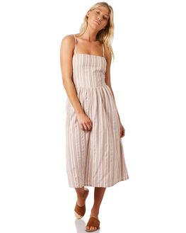 WHITE SWAN WOMENS CLOTHING BILLABONG DRESSES - 6581476SWAN