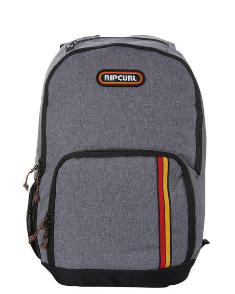 BLACK MENS ACCESSORIES RIP CURL BAGS + BACKPACKS - BBPBJ90090