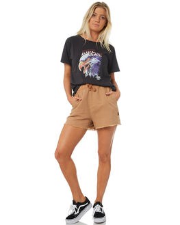 CANYON WOMENS CLOTHING THRILLS SHORTS - WTH8-305OCAN