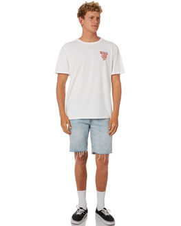 OFF WHITE MENS CLOTHING DEPACTUS TEES - D5202013OFFWH