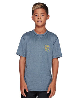 NAVY HEATHER BOARDSPORTS SURF BILLABONG BOYS - BB-8707506-N73