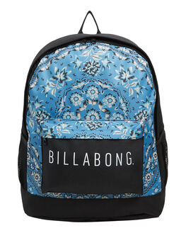 BLACK WOMENS ACCESSORIES BILLABONG BAGS + BACKPACKS - BB-6607006-BLK