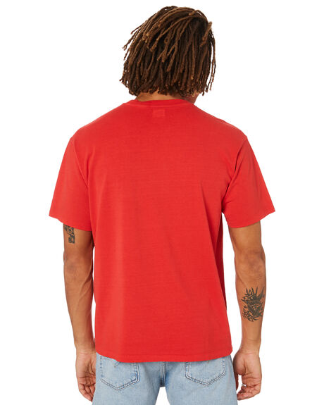 TRUE RED MENS CLOTHING LEVI'S TEES - 39856-0009
