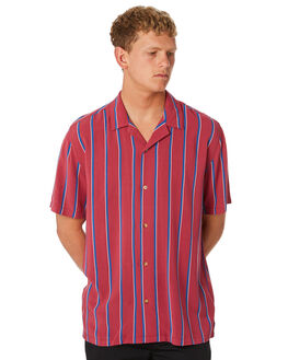 RED MENS CLOTHING SWELL SHIRTS - S5202173RED