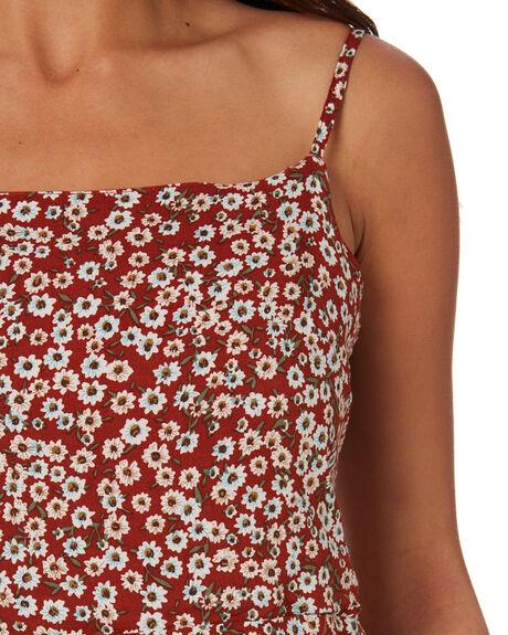 SANGRIA WOMENS CLOTHING RUSTY DRESSES - DRL1072SGA