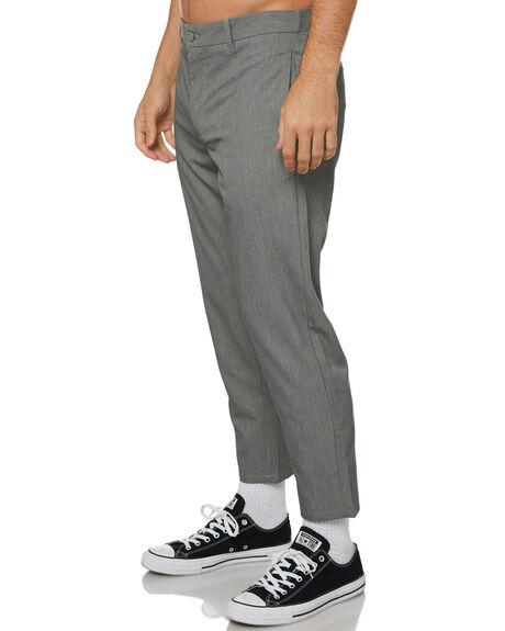 GREY MENS CLOTHING NO NEWS PANTS - N5211192GRY