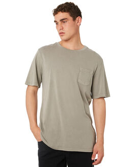 OVERCAST OUTLET MENS RVCA TEES - R181066OVCST