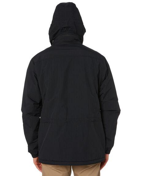 BLACK MENS CLOTHING PATAGONIA JACKETS - 27021BLK