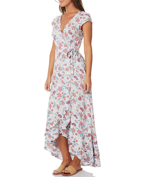 SHELL WOMENS CLOTHING TIGERLILY DRESSES - T362403SHELL
