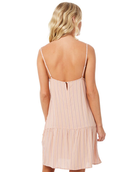 STRIPE OUTLET WOMENS ELWOOD DRESSES - W83721-A7B
