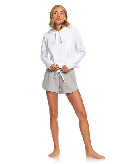 HERITAGE HEATHER WOMENS CLOTHING ROXY ACTIVEWEAR - ERJFB03247-SGRH