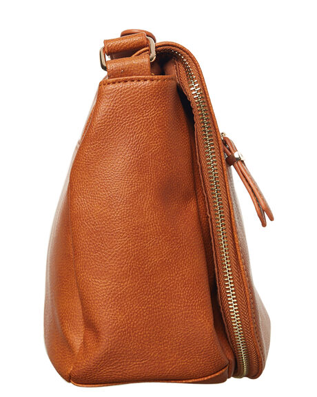 TAN WOMENS ACCESSORIES THERAPY BAGS + BACKPACKS - BN-2944-PITAN