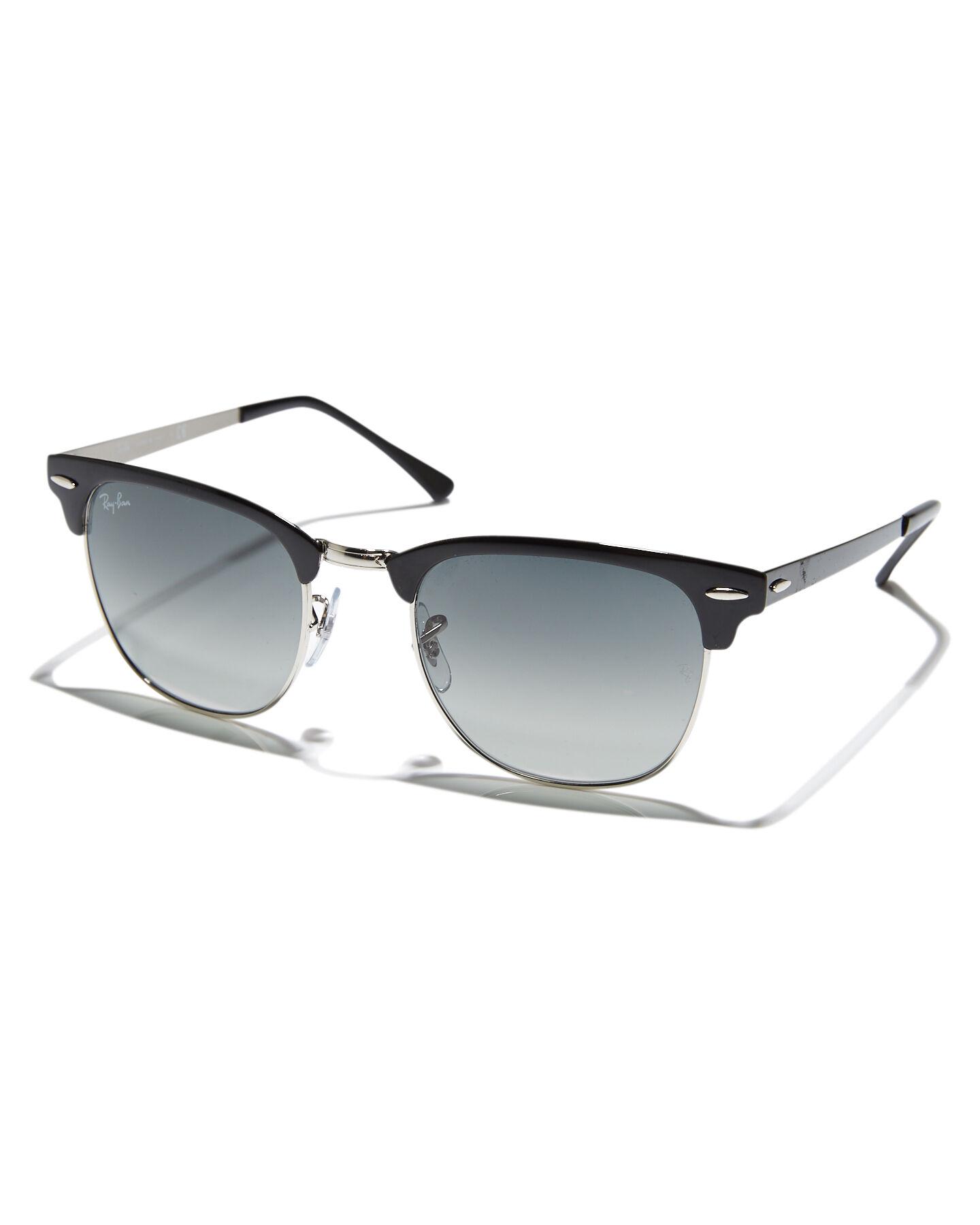 90a7777dfd16d4 ... denmark silver top black mens accessories ray ban sunglasses  0rb3716slvbk d8058 2e08a