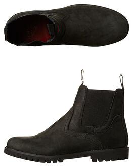 BLACK BLACK MENS FOOTWEAR RIP CURL BOOTS - TCLAA41619