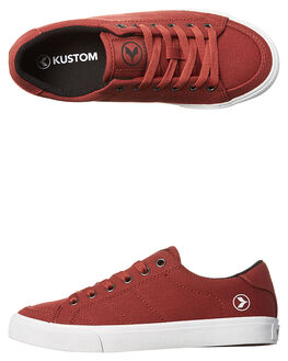 RED ROCK KIDS BOYS KUSTOM FOOTWEAR - 4806105MREDR