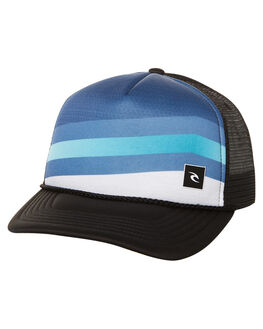 BLUE MENS ACCESSORIES RIP CURL HEADWEAR - CCALW10070