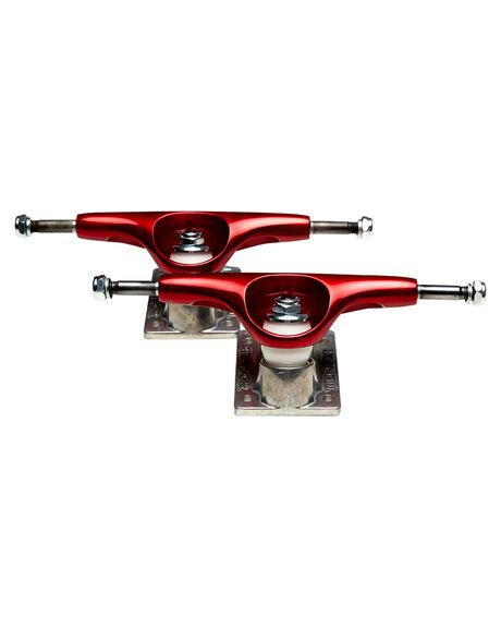 RED BOARDSPORTS SKATE TENSOR TRUCKS ACCESSORIES - 10415285RED