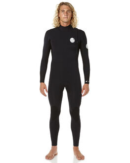 BLACK SURF WETSUITS RIP CURL STEAMERS - WSM6SF90