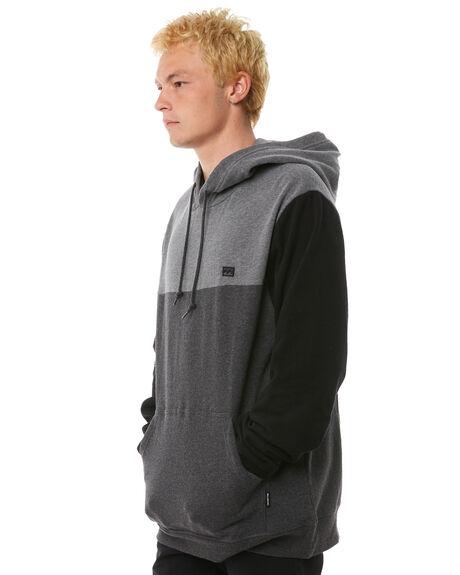 BLACK MENS CLOTHING BILLABONG JUMPERS - 9585621BLK