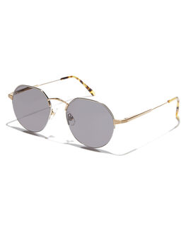 SILVER GOLD MENS ACCESSORIES CRAP SUNGLASSES - 164WC89GGNSLVGD