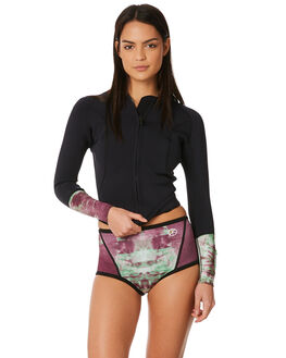 GREEN PURPLE BOARDSPORTS SURF KASSIA SURF WOMENS - 2PSYCHHGWSTGRNP
