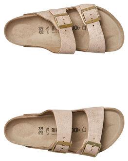 ROSE GOLD WOMENS FOOTWEAR BIRKENSTOCK FASHION SANDALS - 1008799RGOLD