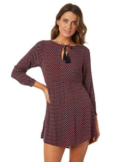 DEEP SEA WOMENS CLOTHING BILLABONG DRESSES - 6572496XSEA