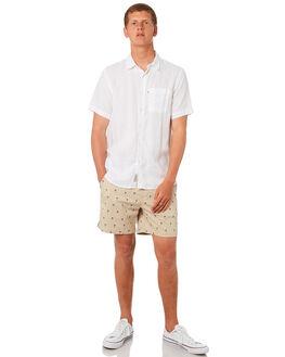 STONE MENS CLOTHING ACADEMY BRAND SHORTS - 19S612STN