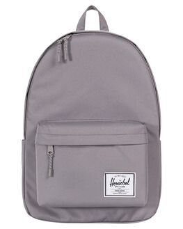 GREY MENS ACCESSORIES HERSCHEL SUPPLY CO BAGS + BACKPACKS - 10492-00006-OSGRY