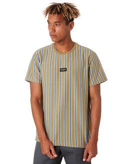 DRIED HERB MENS CLOTHING HUF TEES - KN00116-DDHRB