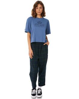 MARLIN WOMENS CLOTHING STUSSY TEES - ST182010MAR