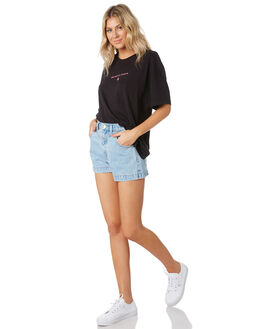 WALK IT OUT WOMENS CLOTHING A.BRAND SHORTS - 717284536