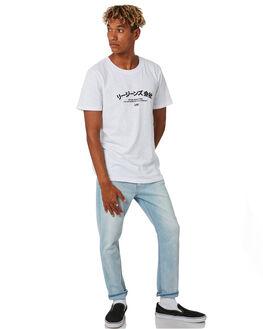 PRIMAVERA BLUE MENS CLOTHING LEE JEANS - L-606650-NI5PBLU