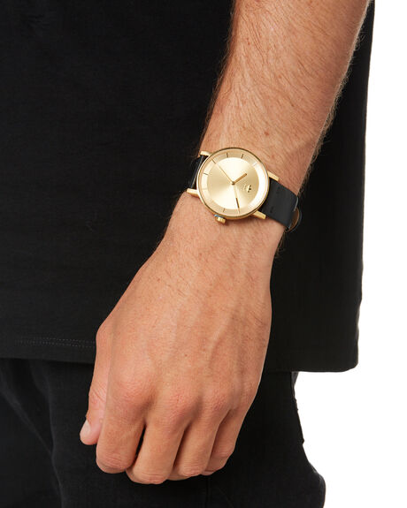ALL GOLD BLACK MENS ACCESSORIES ADIDAS WATCHES - Z08-510-00GBLK