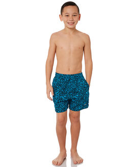 MARSH KIDS BOYS SPEEDO BOARDSHORTS - 35Y60-6963