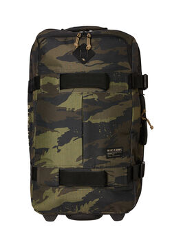 KHAKI MENS ACCESSORIES RIP CURL BAGS + BACKPACKS - BTRHE10064