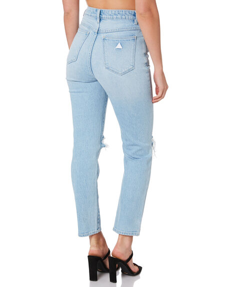 GINA RIP WOMENS CLOTHING ABRAND JEANS - 71772B-5200