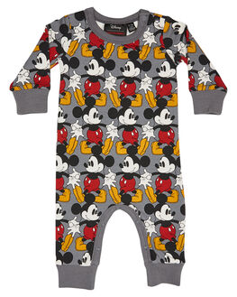GREY KIDS BABY ROCK YOUR BABY CLOTHING - BBB1916-MAGRY
