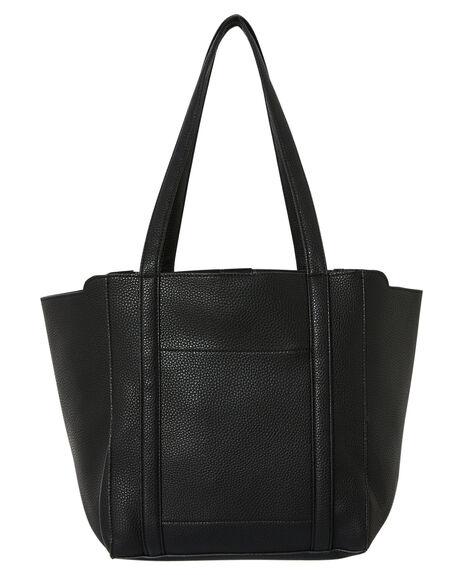 BLACK WOMENS ACCESSORIES RUSTY BAGS + BACKPACKS - BFL1069BLK