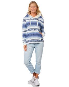 BLUE WOMENS CLOTHING BILLABONG JUMPERS - 6595757BLU